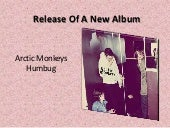 Release Of A New Album