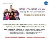 NASA y Tu (NASA and You)