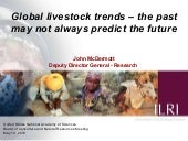 Global livestock trends—the past ma...