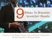 9 Steps to Become Investor-Ready