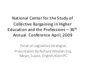 National  Center For The  Study Of ...