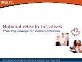 National eHealth Initiatives Effect...