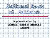 National Book of Pakistan
