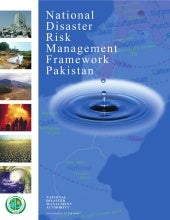 National disaster risk management f...