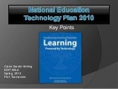 National Education Technology Plan ...