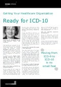 Getting Your Healthcare Organization Ready for ICD-10 - Bernadette Spong, Rex Healthcare