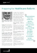 Preparing for Healthcare Reform - Interview with: Gregory G. Wojtal, Arizona West Region Chief Financial Officer, Arizona Region, Banner Health