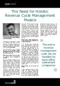 The Need for Holistic Revenue Cycle Management Models - Chocko Valliappa, Vee Technologies