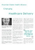 Mountain States Health Alliance: Changing Healthcare Delivery - Marvin Eichorn, Mountain States Health Alliance