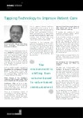 Tapping Technology to Improve Patient Care - Bappa Choudhury, Siemens Healthcare