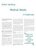 Better Handling Medical Waste in Healthcare - William Norton, Red Bag Solutions
