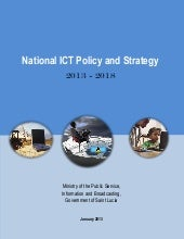 National ict policy and strategy 20...
