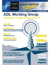 NATO School Magazine  ADL 10 Years ...