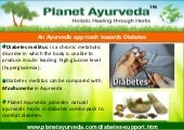 Herbal supplements for diabetes