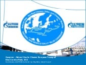 Natural gas for cleaner european tr...