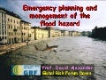 Natural Hazards -  Flood Response Planning