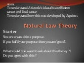 Natural law theory (kpearson v1)
