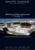 BENETEAU ANTARES SERIE 9, 2009, 89.000 € For Sale Brochure. Presented By nautic-avenue.com