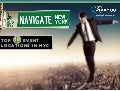 Navigate New York: The Top 10 Event Locations in NYC