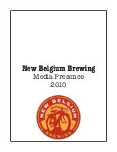 New Belgium Brewing 2010 Clipbook