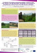 A synthesis of local agro-ecological knowledge on drivers of tree cover change in the Blue Nile Basin: Opportunities and constraints to integrating trees in Diga, Fogera and Jeldu Woredas in Ethiopia