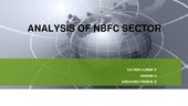 Nbfc industry analysis