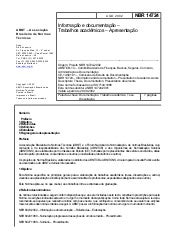 Nbr 14724 informacao e documentac...