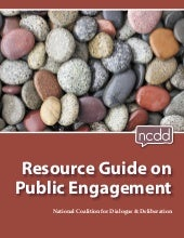 NCDD2010 Resource Guide on Public E...