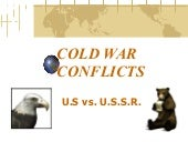 Nc goal #10 the cold war