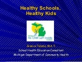 No Child Left Inside Health Workgroup