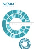 NCMM Annual Reports 2009 & 2010 by EuroBioForum