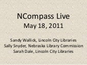 NCompass Live: NASA Space Science W...