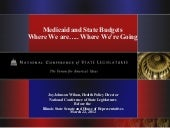 NCSL's Presentation to IL Senate on...