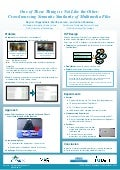 ICT.OPEN2012 - One of These Things is Not Like the Other: Crowdsourcing Semantic Similarity of Multimedia Files