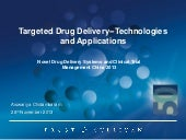Targteted Drug Delivery - Technolog...