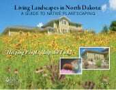 Living Landscapes in North Dakota: ...