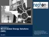 Neah global energy services london ...