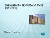 Needville isd educational technolog...
