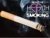Negative Health Effects of 2nd Smoking