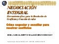 Negociación integral