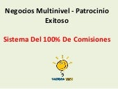 Negocios multinivel patrocinio ex...