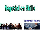 Negotiation skills 02nd june'10