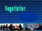 Negotiation Skills 3