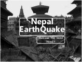 Nepal earthquake stats and why travel nepal?