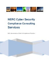 HCLT Brochure: NERC Cyber Security ...