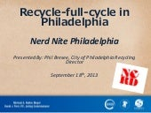 Nerd nite philly recycling pbresee ...