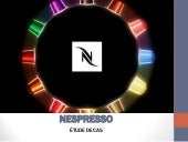 Marketing - Etude de cas : NESPRESSO