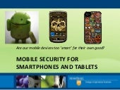 NETC 2012_Mobile Security for Smart...