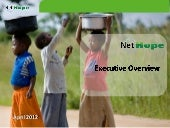 Net hope executive overview april 2012