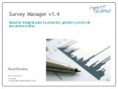 Netquest Survey Manager - Software ...